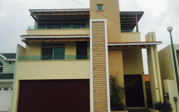 Foto de casa en venta en  , arcángeles, tampico, tamaulipas, 1183971 No. 01