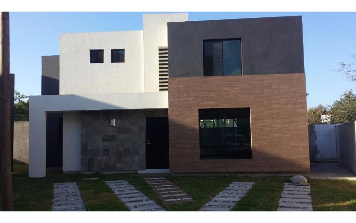 Foto de casa en venta en  , arcángeles, tampico, tamaulipas, 1501769 No. 01