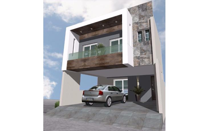 Foto de casa en venta en  , arcángeles, tampico, tamaulipas, 1502687 No. 01