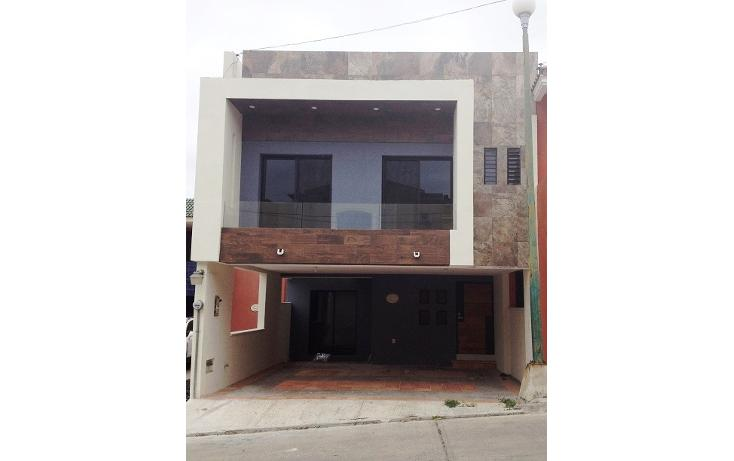 Foto de casa en venta en  , arcángeles, tampico, tamaulipas, 1681148 No. 01