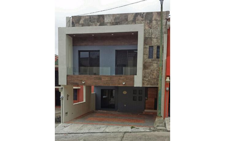 Foto de casa en venta en  , arcángeles, tampico, tamaulipas, 1777082 No. 01