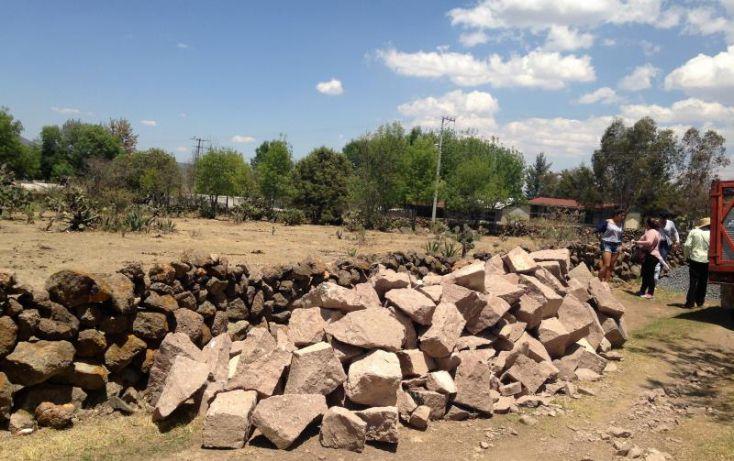 Foto de terreno habitacional en venta en, arcila, san juan del río, querétaro, 1817602 no 04