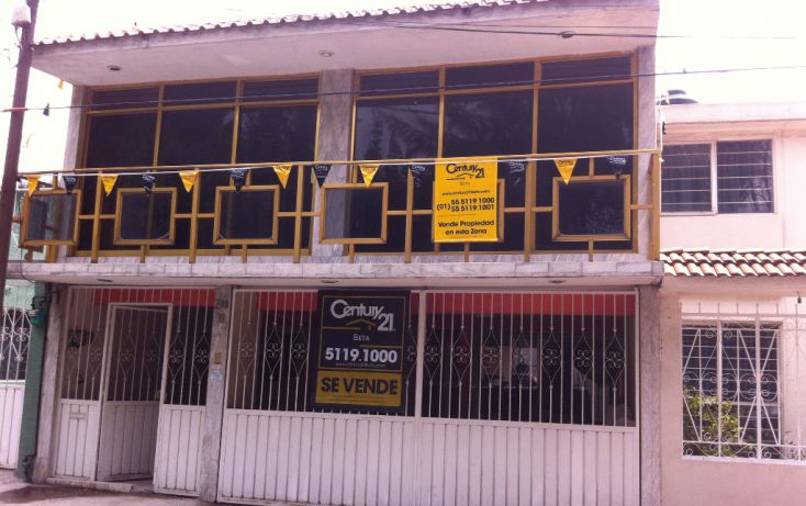 Foto de casa en venta en arco, los laureles, ecatepec de morelos, estado de méxico, 1698364 no 01