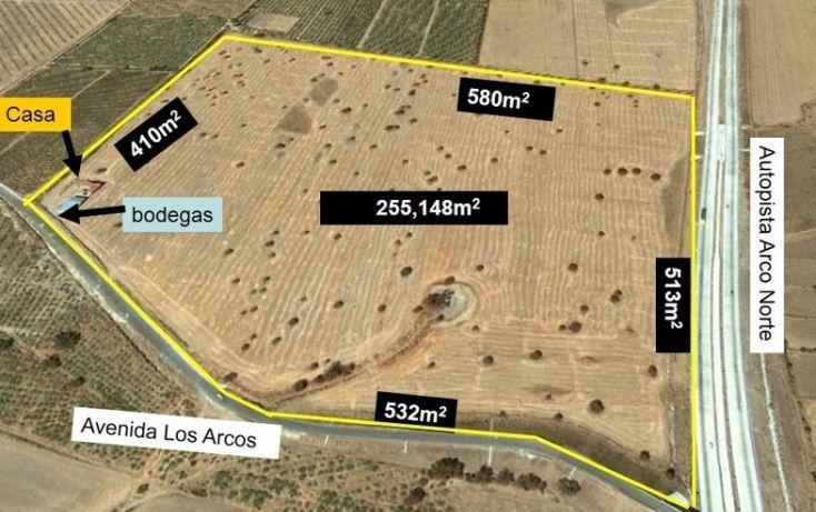 Foto de terreno habitacional en venta en arco norte, san felipe teotitlán centro, nopaltepec, estado de méxico, 1037023 no 04
