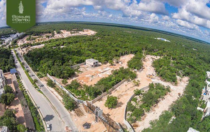 Foto de terreno habitacional en venta en arco vial av 115 1, el bambú, solidaridad, quintana roo, 1442487 no 02