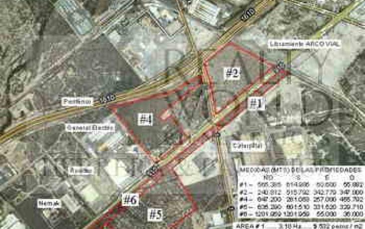 Foto de terreno habitacional en venta en arco vial, industrial santa catarina, santa catarina, nuevo león, 253056 no 01