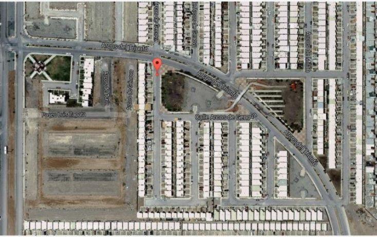 Foto de casa en venta en arcos de genova 10139, los arcos, juárez, chihuahua, 1978460 no 01