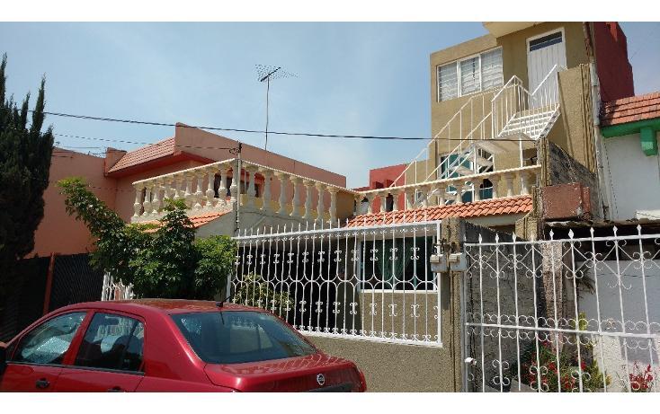 Foto de casa en venta en  , arcos del alba, cuautitlán izcalli, méxico, 1828635 No. 01