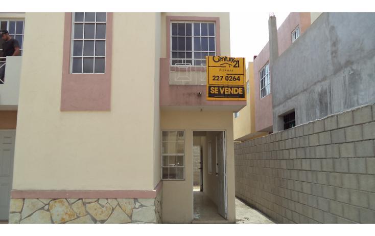 Foto de casa en renta en  , arecas, altamira, tamaulipas, 1165239 No. 01