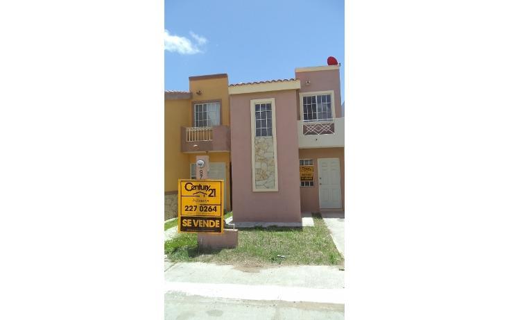 Foto de casa en venta en  , arecas, altamira, tamaulipas, 1894056 No. 01