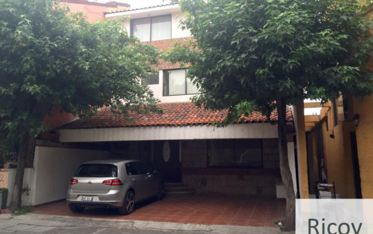 Foto de casa en venta en arenal 394, colinas del bosque, tlalpan, df, 1998286 no 01