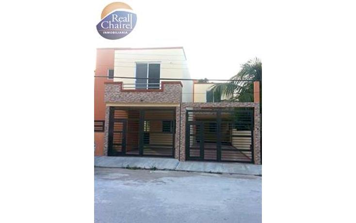 Foto de casa en venta en  , arenal, tampico, tamaulipas, 1489573 No. 01