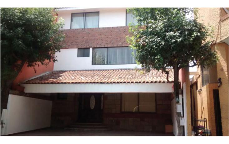 Foto de casa en venta en  , arenal tepepan, tlalpan, distrito federal, 1660809 No. 02