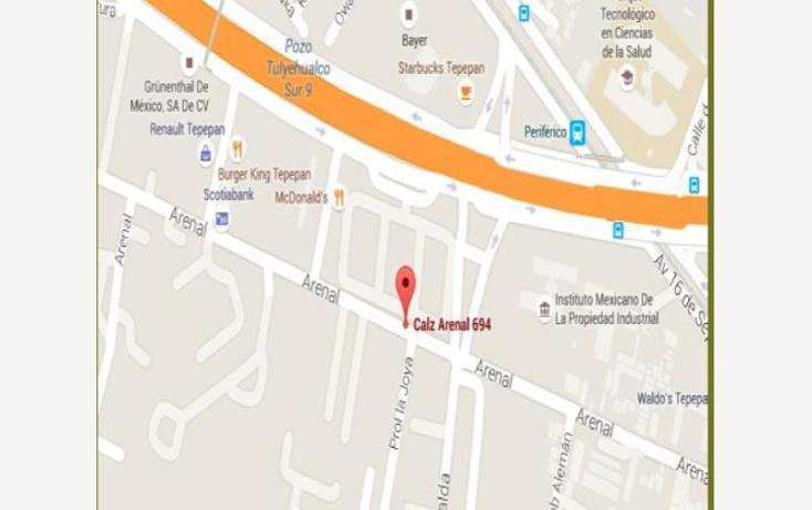 Foto de departamento en venta en  , arenal tepepan, tlalpan, distrito federal, 2850751 No. 02
