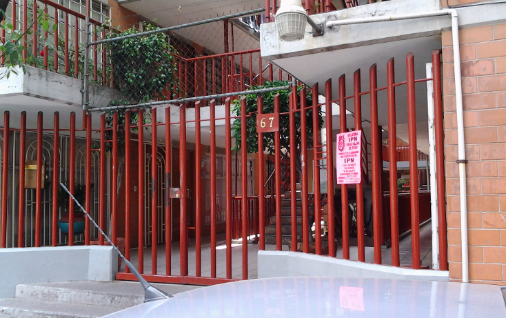 Foto de departamento en venta en  , argentina antigua, miguel hidalgo, distrito federal, 1171471 No. 01