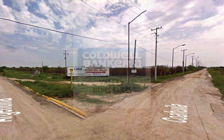 Foto de terreno habitacional en venta en argentina esq coahuila, rio bravo centro, río bravo, tamaulipas, 1398291 no 01