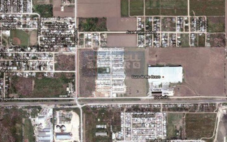 Foto de terreno habitacional en venta en argentina esq coahuila, rio bravo centro, río bravo, tamaulipas, 1398291 no 04