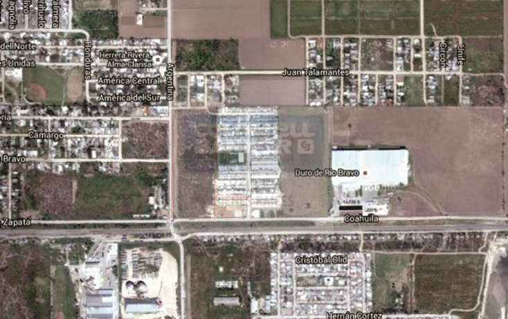 Foto de terreno comercial en venta en argentina esquina coahuila , rio bravo centro, río bravo, tamaulipas, 1843342 No. 04