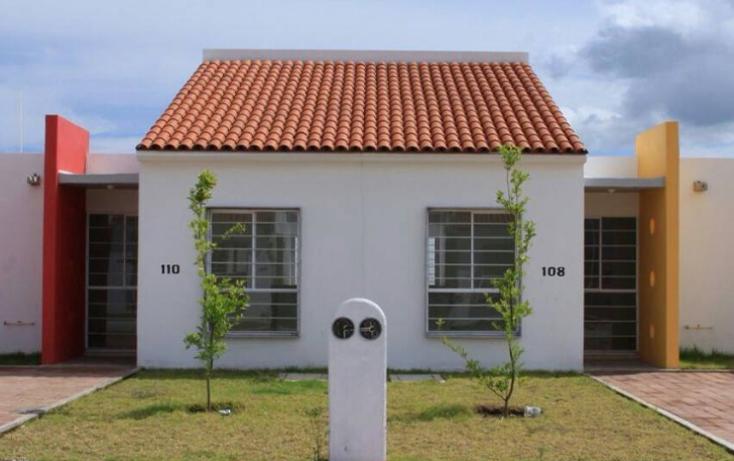 Foto de casa en venta en  , ario de rayón, zamora, michoacán de ocampo, 1760600 No. 01