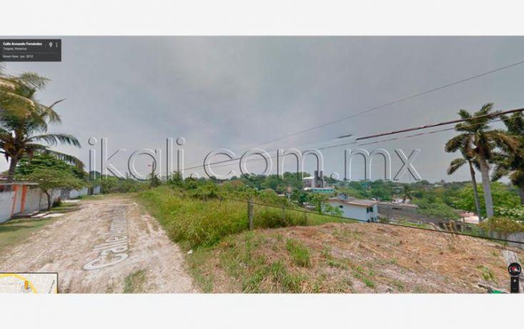 Foto de terreno habitacional en venta en armando fernandez, azteca, tuxpan, veracruz, 1539380 no 01