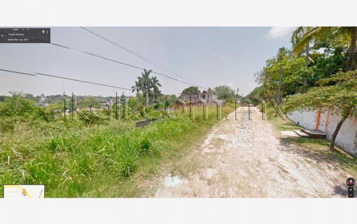 Foto de terreno habitacional en venta en armando fernandez, azteca, tuxpan, veracruz, 1539380 no 02