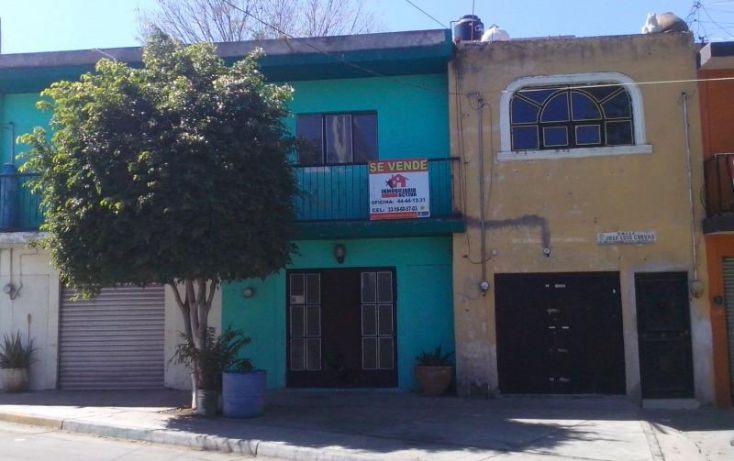 Foto de casa en venta en arq jose luis cuevas 54, lomas de tlaquepaque, san pedro tlaquepaque, jalisco, 2007782 no 01