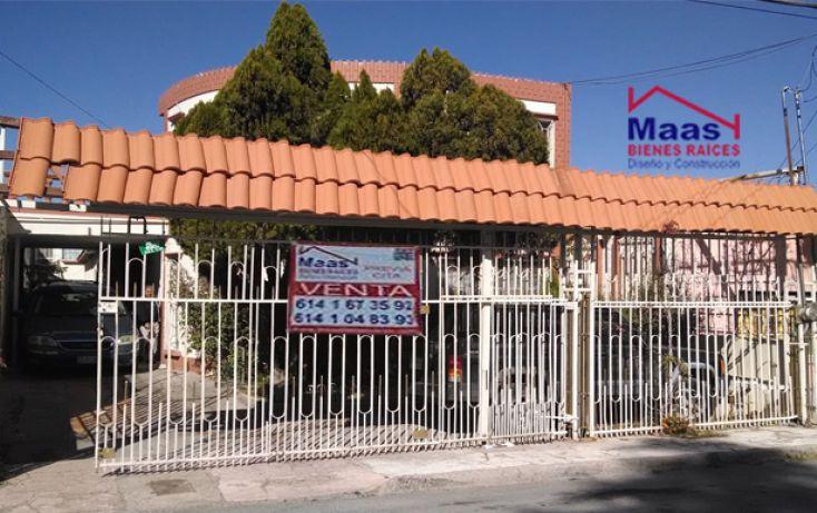Foto de casa en venta en, arquitectos, chihuahua, chihuahua, 1676540 no 01