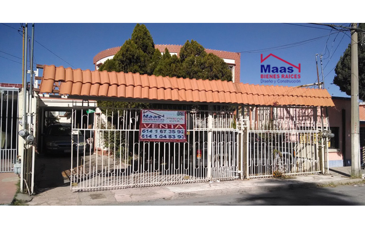 Foto de casa en venta en  , arquitectos, chihuahua, chihuahua, 1676540 No. 01