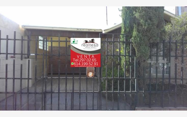 Foto de casa en venta en  , arquitectos, chihuahua, chihuahua, 1991280 No. 01