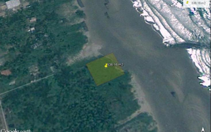 Foto de terreno habitacional en venta en arrecife, playa azul, tuxpan, veracruz, 616328 no 01