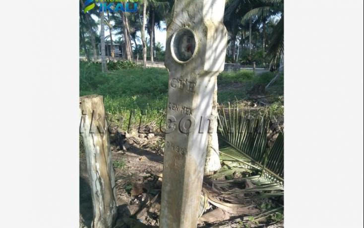 Foto de terreno habitacional en venta en arrecife, playa azul, tuxpan, veracruz, 616328 no 03