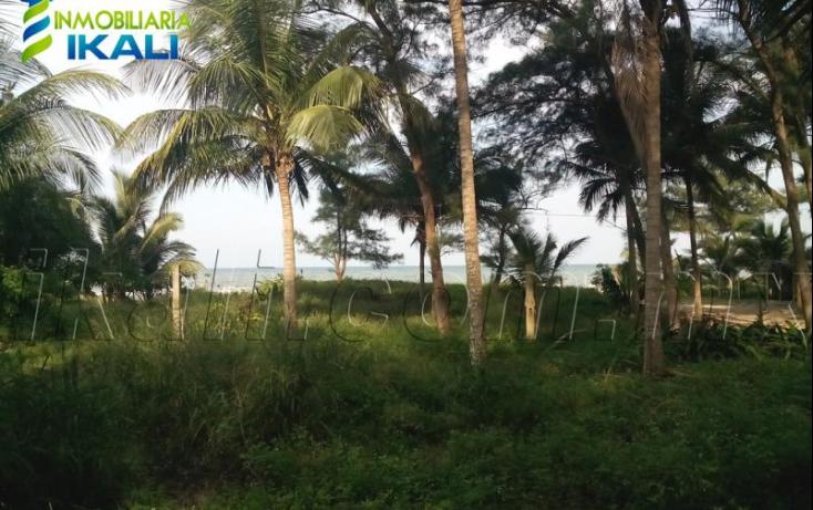 Foto de terreno habitacional en venta en arrecife, playa azul, tuxpan, veracruz, 616328 no 04