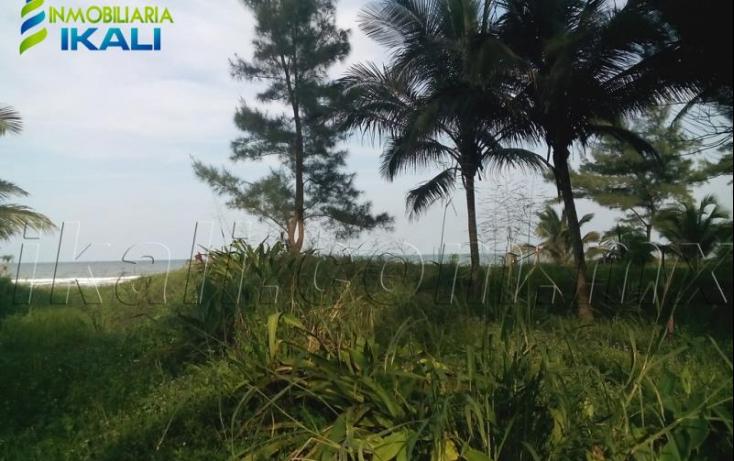 Foto de terreno habitacional en venta en arrecife, playa azul, tuxpan, veracruz, 616328 no 05
