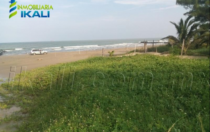 Foto de terreno habitacional en venta en arrecife, playa azul, tuxpan, veracruz, 616328 no 09