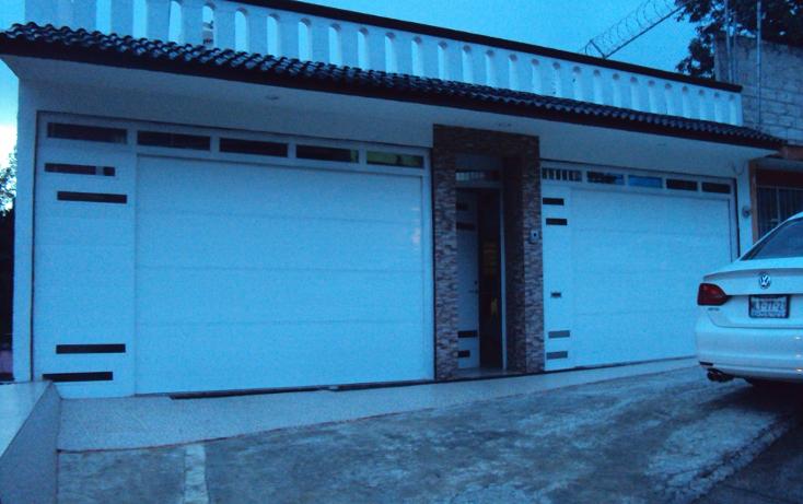 Foto de casa en venta en  , arroyo blanco, xalapa, veracruz de ignacio de la llave, 1389343 No. 01