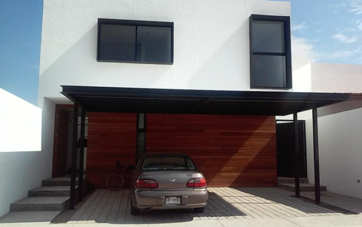 Foto de casa en venta en arroyo grande, lomas del vergel, jesús maría, aguascalientes, 825617 no 01