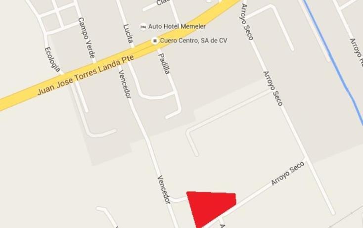 Foto de terreno industrial en venta en  -, arroyo hondo, león, guanajuato, 1843708 No. 03