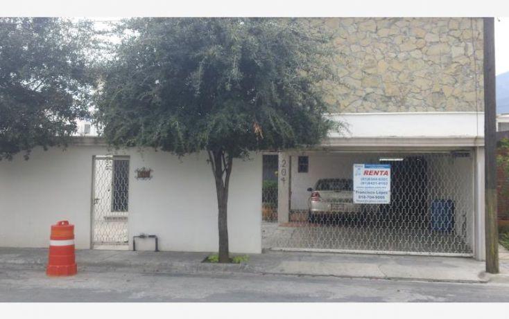 Foto de casa en venta en arroyo seco 204, arroyo seco, monterrey, nuevo león, 1822922 no 01