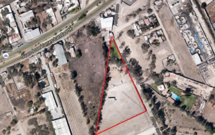 Foto de terreno habitacional en venta en arroyo seco, arroyo hondo, león, guanajuato, 1841686 no 01