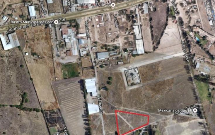 Foto de terreno industrial en venta en arroyo seco -, arroyo hondo, león, guanajuato, 1843708 No. 02