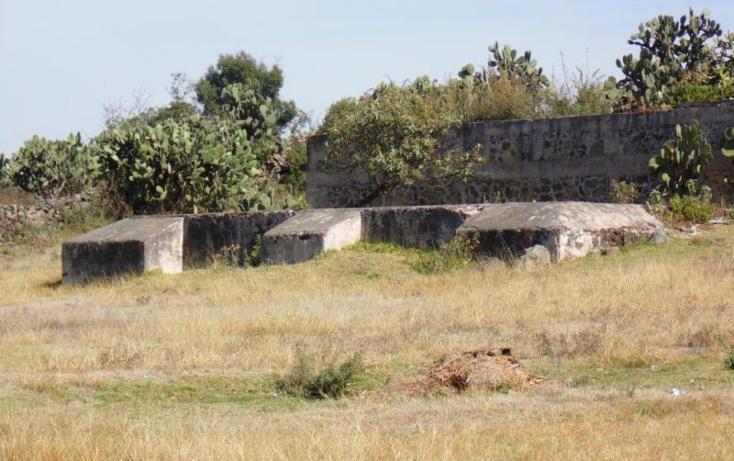 Foto de terreno comercial en venta en  arroyo zarco, arroyo zarco, aculco, méxico, 1425665 No. 10