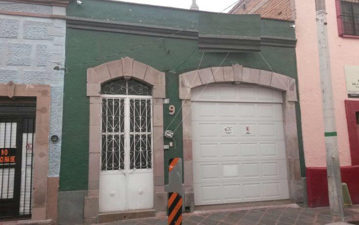 Foto de casa en renta en arteaga, centro, querétaro, querétaro, 1005863 no 03