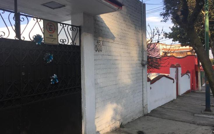 Foto de departamento en renta en arteaga y salazar 500, contadero, cuajimalpa de morelos, distrito federal, 0 No. 01