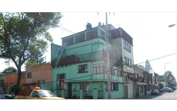 Foto de casa en venta en  , artes graficas, venustiano carranza, distrito federal, 1824400 No. 01