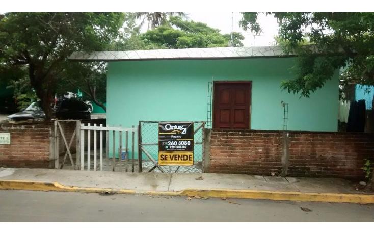 Foto de casa en venta en  , articulo 123, veracruz, veracruz de ignacio de la llave, 1435499 No. 01