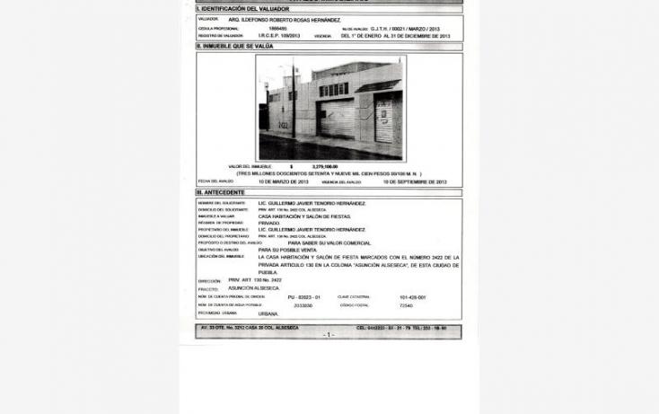 Foto de casa en venta en articulo 130 2422, alseseca, puebla, puebla, 765901 no 26