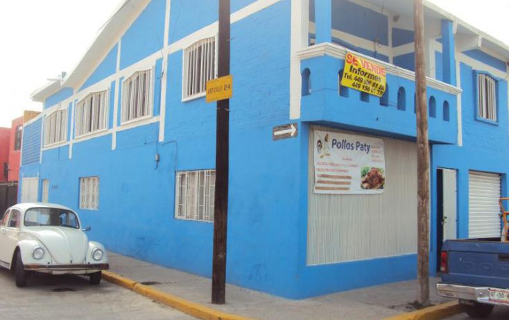 Foto de casa en venta en articulo 18 1, constitución, aguascalientes, aguascalientes, 1594784 no 01