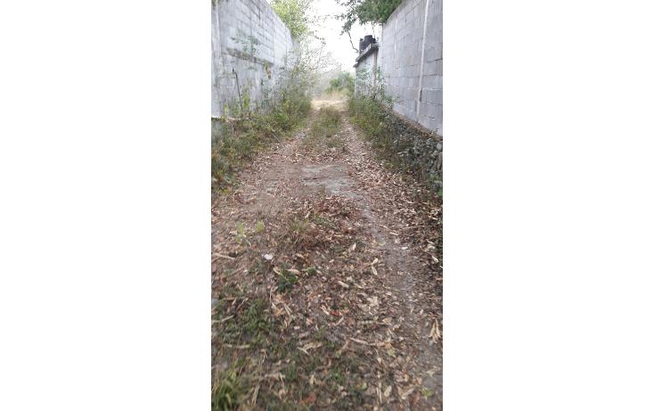 Foto de terreno habitacional en venta en  , arturo cavazos, santiago, nuevo le?n, 1679874 No. 01