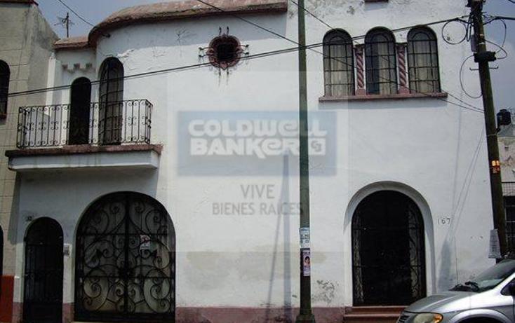 Foto de casa en venta en  , asturias, cuauht?moc, distrito federal, 1850270 No. 01