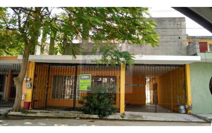 Foto de casa en venta en  , asunci?n avalos, ciudad madero, tamaulipas, 1843284 No. 01